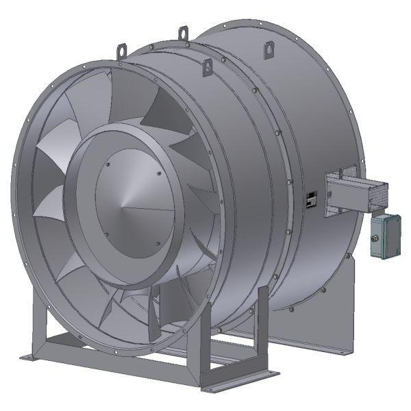 Вентиляторы дымоудаления ВОДВ