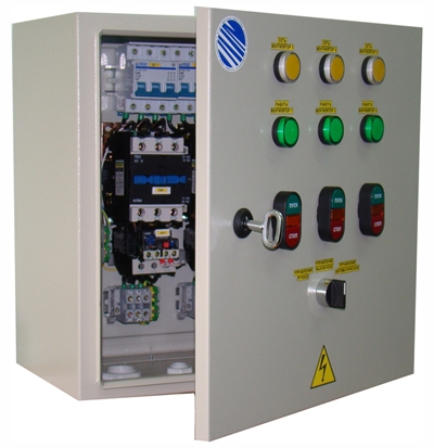 Блоки управления отопительными агрегатами