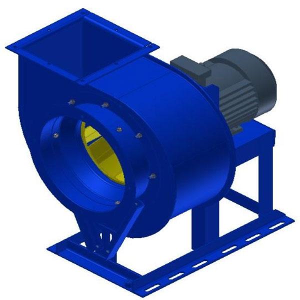 Вентилятор радиальный Вр-88-72.1