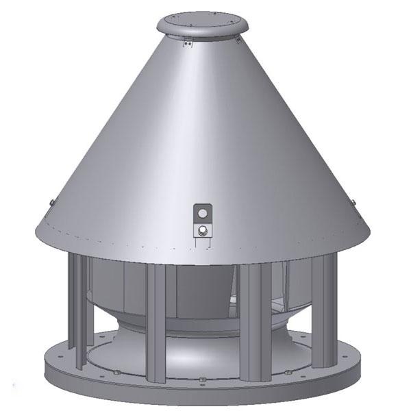 Вентилятори дахові радіальні ВДР(ВКР)