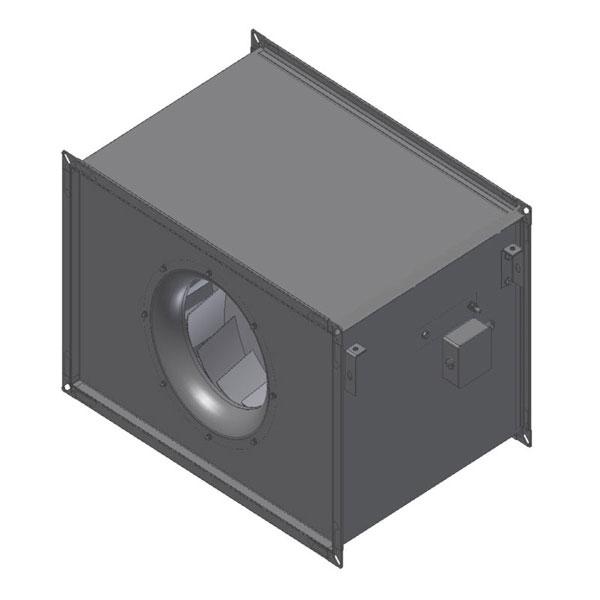 Вентилятори канальні ВК
