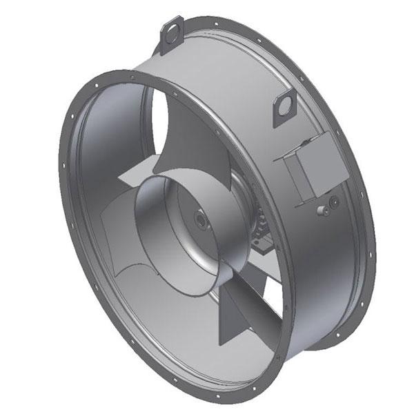 Вентиляторы осевые ВО-12-300 (В-06-300)