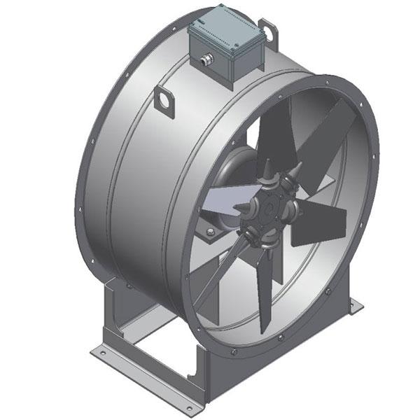 Вентиляторы осевые ВО-15-320