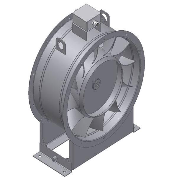 Вентиляторы осевые ВО-46-130 (В-2,3-130)